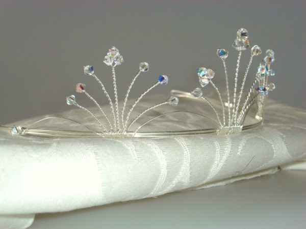 Felicity Tiara side view