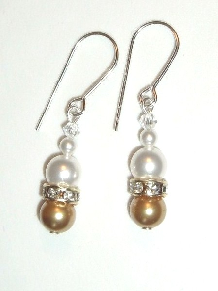 Wedding Bridal and Bridesmaids Earrings